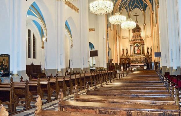 Świątynia jaśnieje blaskiem odnowionego wnętrza