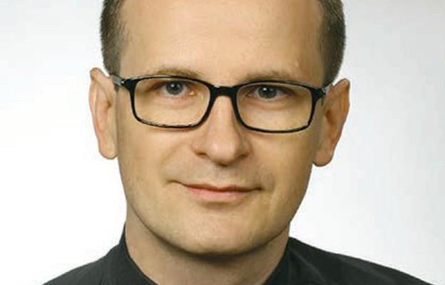 Ks. dr hab. Marcin Kowalski