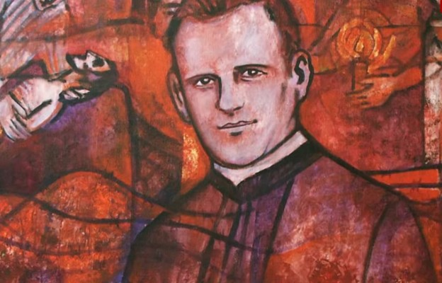 Mija 76 lat od śmierci bł. Ryszarda Henkesa, pallotyna, męczennika obozu w Dachau