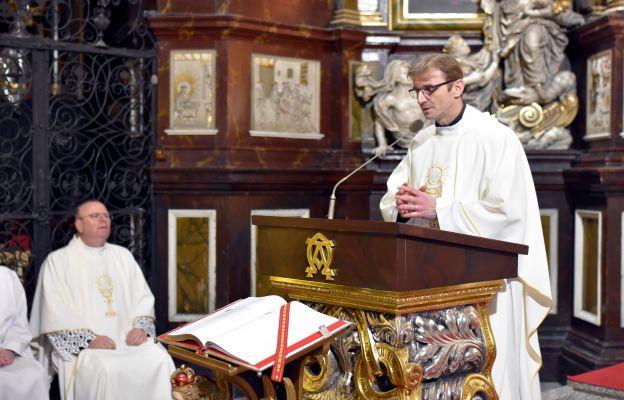 Ks. Rafał Chudy zachęca do podejmowania duchowych wyrzeczeń w intencji trzeźwości.