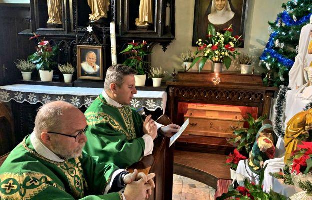Kapłańska modlitwa w rocznicę śmierci Matki Marii Łempickiej.