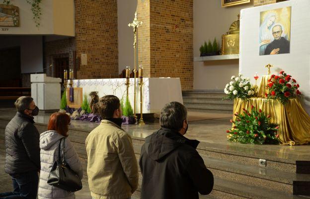 Dar relikwii św. Maksymiliana Marii Kolbego