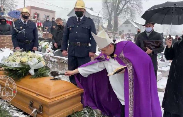 Odszedł dobry kapłan. Ostatnie pożegnanie ks. Jerzego Palarczyka