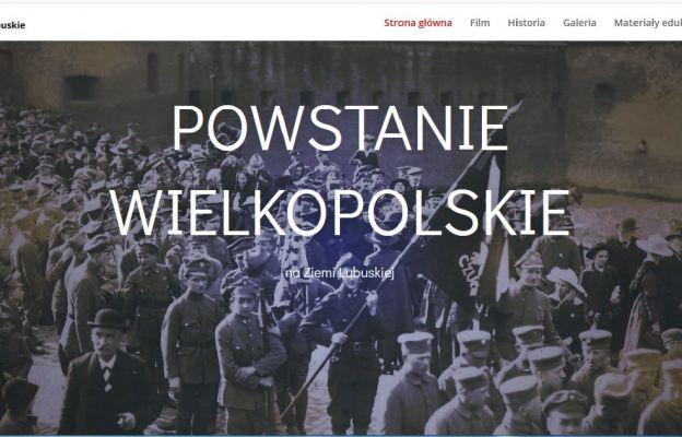 Powstanie Wielkopolskie na Ziemi Lubuskiej
