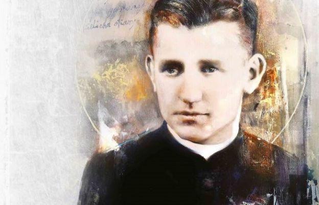 bł. ks. phm. Stefan Wincenty Frelichowski