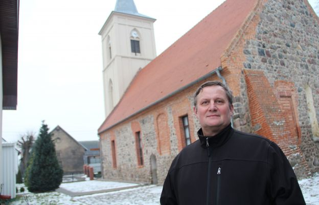 - Mamy dobrego patrona, który wie co jest nam potrzebne - mówi ks. Andrzej Kołodziejczyk