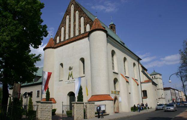 Sanktuarium Matki Bożej Pocieszenia w Wieluniu