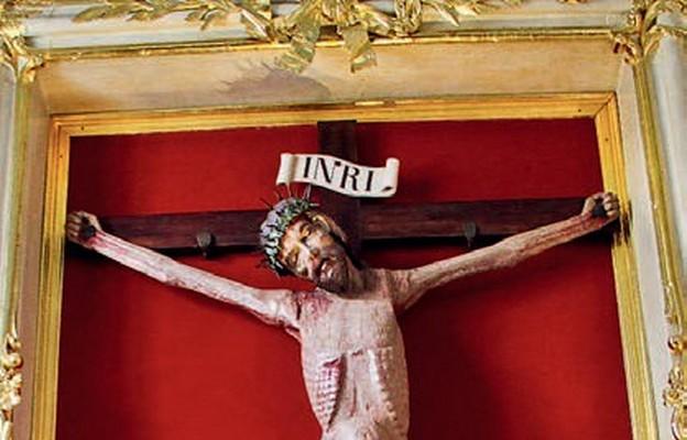Wschowskie sanktuarium Krzyża Świętego