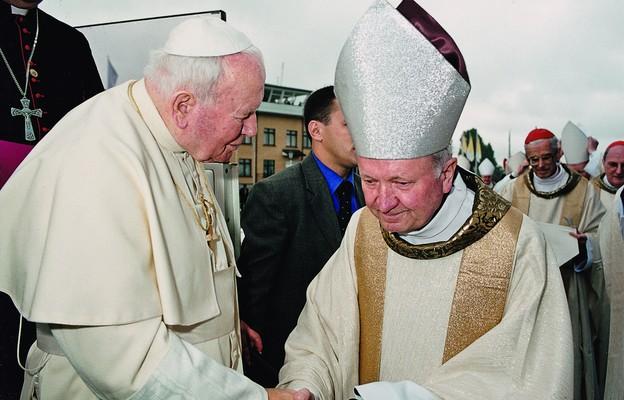 Kardynalski ingres do lwowskiej katedry