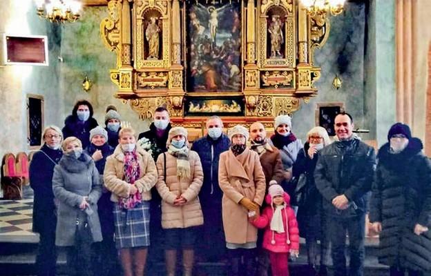 Dar modlitwy za kapłanów