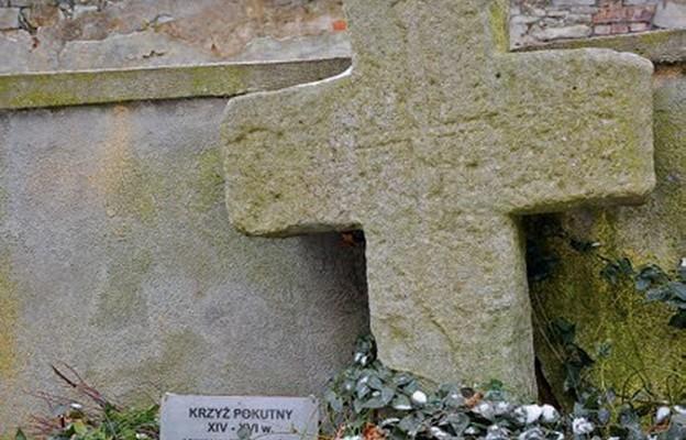 Krzyż pokutny w Nowej Wsi Legnickiej