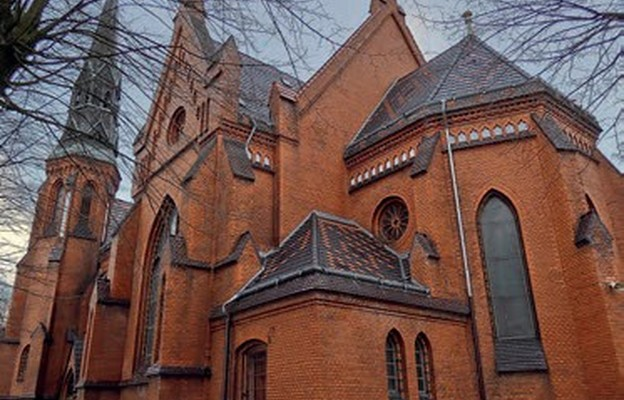 Parafia w Zawidowie