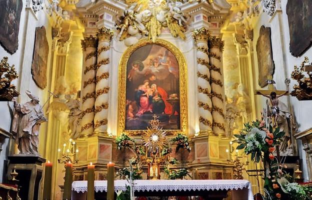 Kościoły stacyjne Krakowa