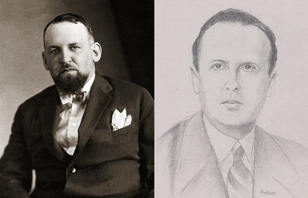 Aleksander Ładoś i Stefan Ryniewicz uczestnicy Grupy Berneńskiej