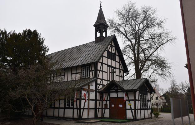 Kościół pw. NMP Matki Nieustającej Pomocy we Wrocławiu - Dąbiu