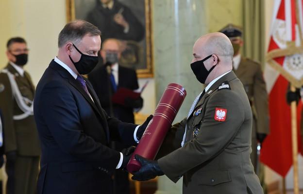 Prezydent: nasz żołnierz zawsze był bohaterski; chcemy też by był dobrze wyposażony