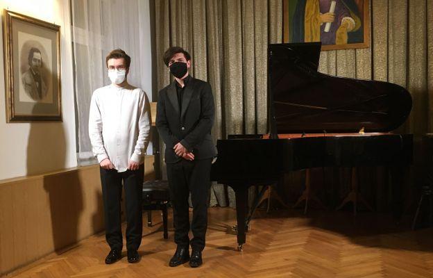 Piotr Alexewicz i Tomasz Marut