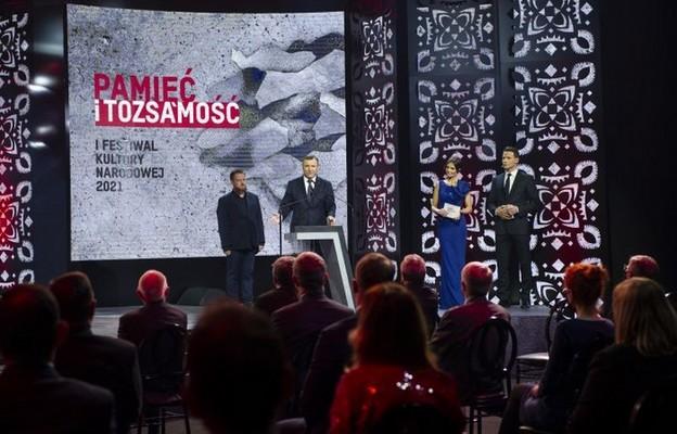 """Gala Wręczenia Nagród I Festiwalu Kultury Narodowej """"Pamięć i Tożsamość"""""""