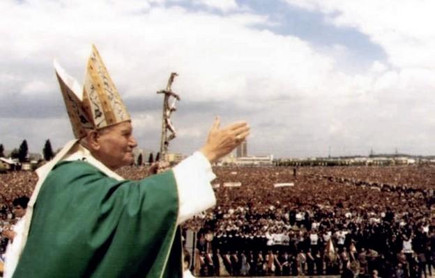 Jan Paweł II w Rzeszowie, 2 czerwca 1991 r.