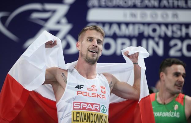 Lekkoatletyczne HME - dwa medale Polaków, rekord kraju Święty-Ersetic