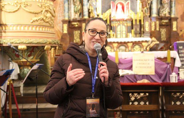 Konferencje poprowadziła Justyna Wojtaszewska