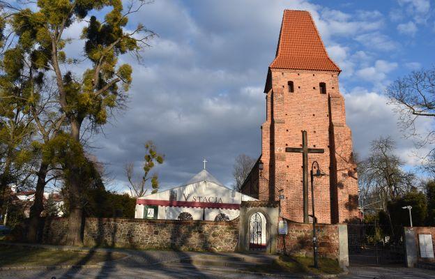 Kościół na wrocławskich Żernikach