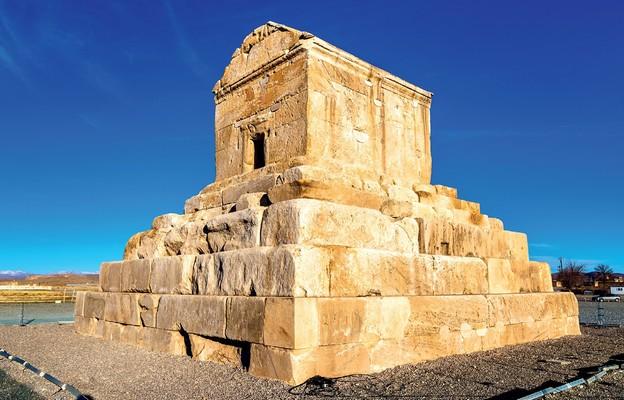 Cyrus, król perski