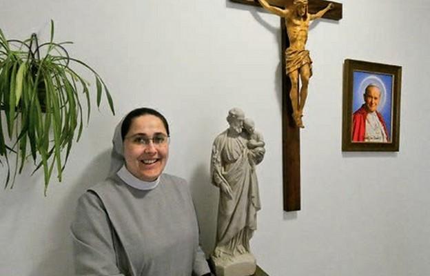 Siostra Magdalena będzie przewodniczką grupy kobiecej