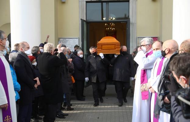 Jan Lityński spoczął na warszawskich Powązkach Wojskowych