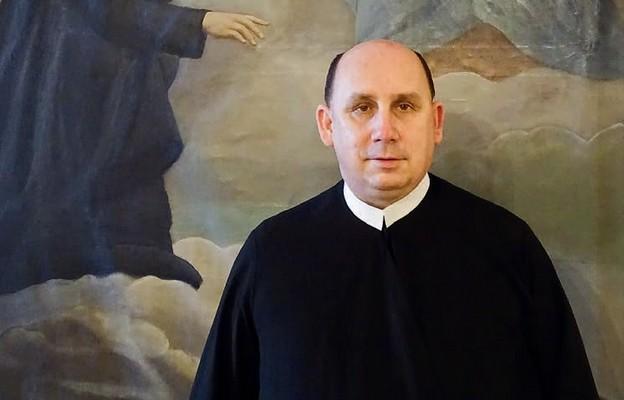 O. Damian Simonicz, redemptorysta