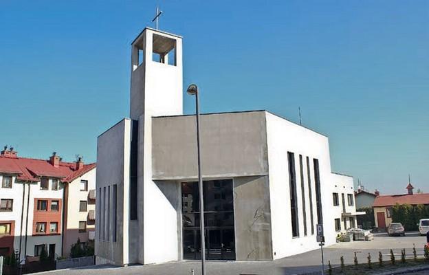 Kościół w budowie