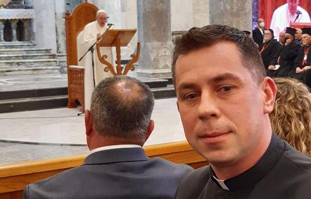 Śladami papieża
