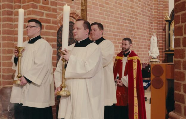 Nagrania odbyły się w gorzowskiej Katedrze