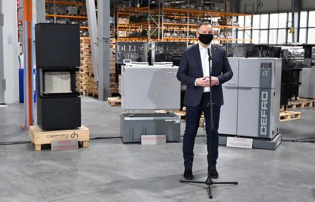 Prezydent: w Polsce firmy mogą się rozwijać