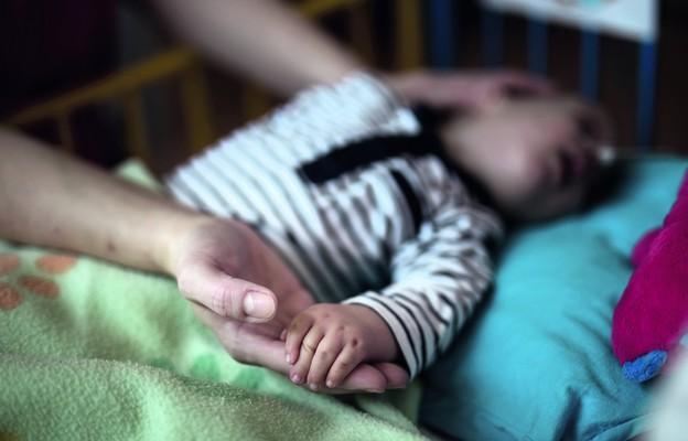 Pod opieką Hospicjum im. Małego Księcia jest ponad 50 dzieci