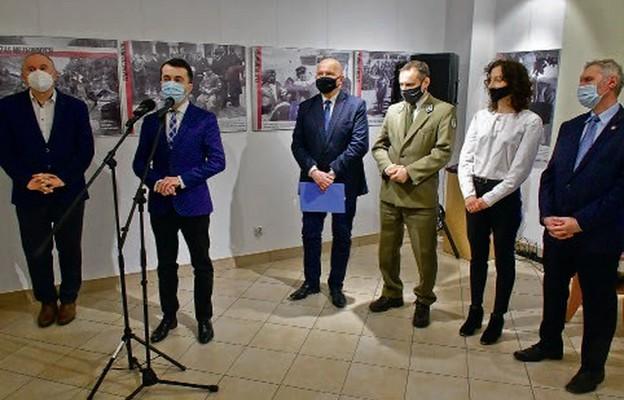 Otwarcie wystawy w Muzeum Ziemi Biłgorajskiej