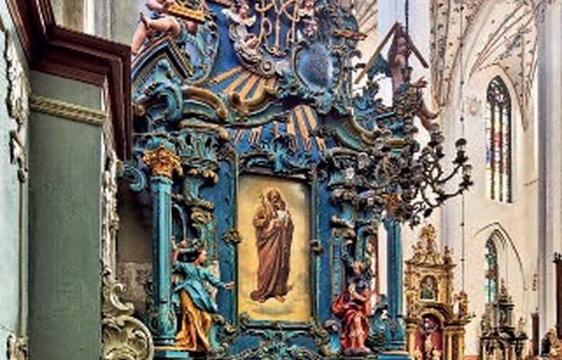 Kaplica św. Józefa w toruńskiej katedrze mieści się w północnej nawie kościoła