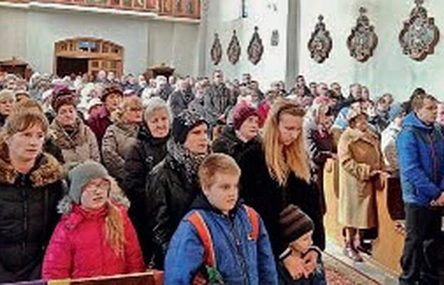 Uroczytości ku czci św. Józefa przed pandemią gromadziły tłumy wiernych