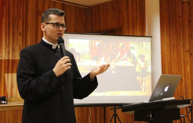 Wikariusz z Bielawy rozpoczął cykl wykładów o św. Józefie