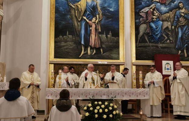 Uroczystość ku czci św. Józefa w Grudziądzu-Mniszku