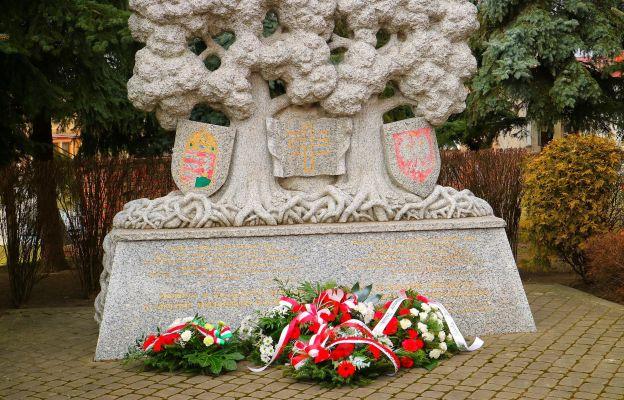 Pomnik upamiętniający Polsko-Węgierską przyjaźń