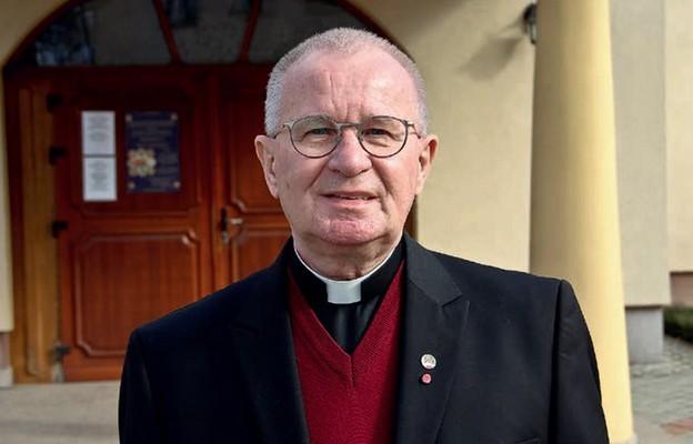 Ks. prał. Eugeniusz Jankiewicz