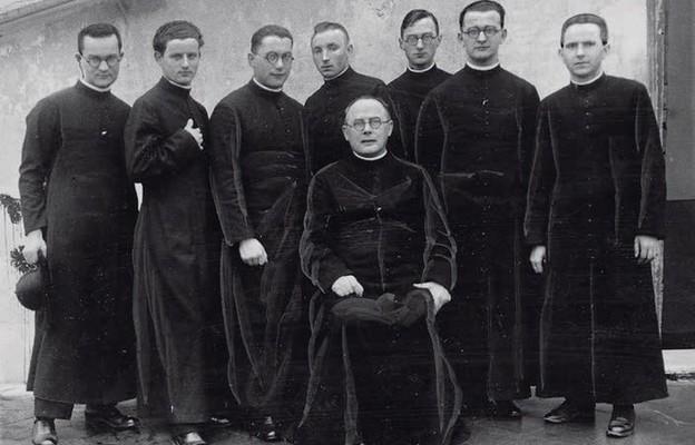 Zakonnik, misjonarz, rektor