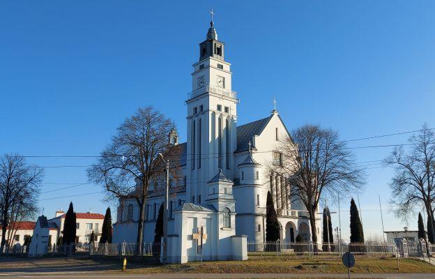 Kościół parafialny w Budach Łańcuckich