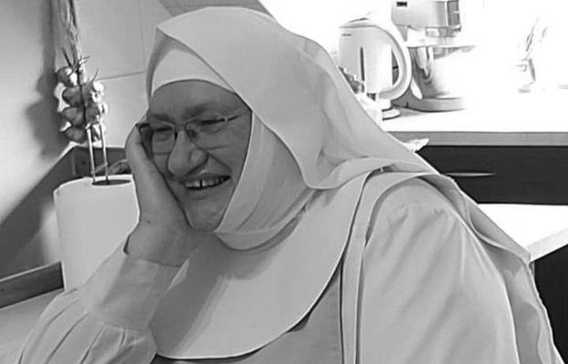 Siostra Daniela Myszka (+28.03.2021)