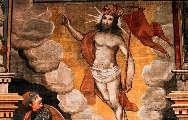 Zmartwychwstanie – kościół w Binarowej