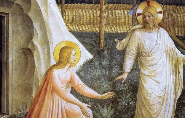 Maria Magdalena – świadek Zmartwychwstania