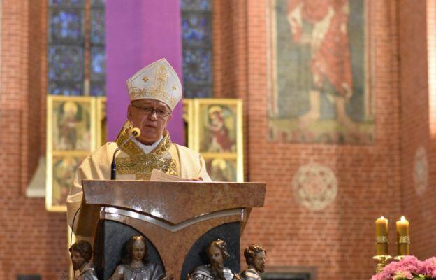 Liturgia Wieczerzy Pańskiej w toruńskiej katedrze