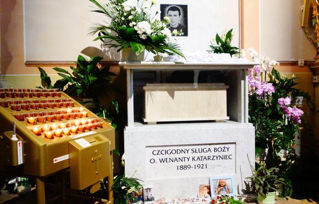 100 lat od pogrzebu o. Wenantego Katarzyńca - orędownika wielu łask