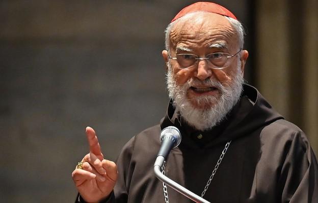 Watykan/ Kardynał Cantalamessa: opcja polityczna przyczyną podziałów między katolikami